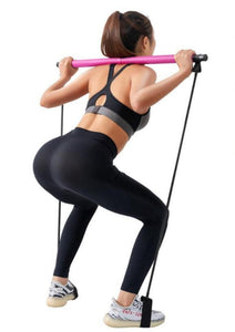 Booty Flex™ Pilates Workout Bar