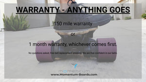 Add 3mph+ Boosted Board Belts - 2 Day Shipping | 200+ mi | Full Warranty