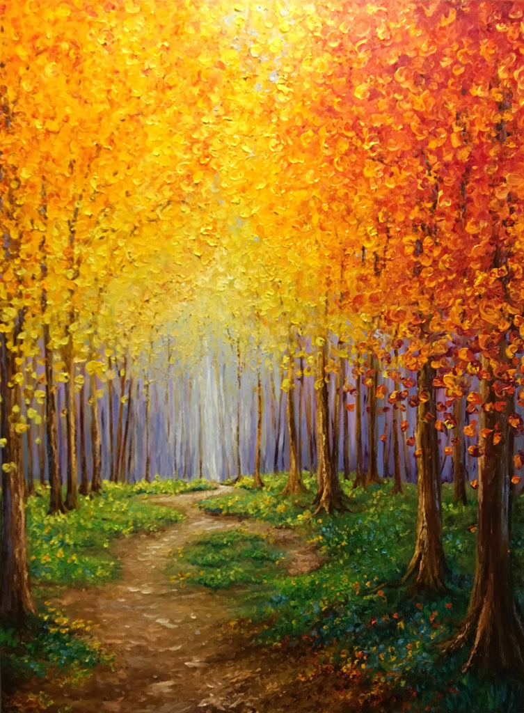 Autumn Escape- Kimberly Adams