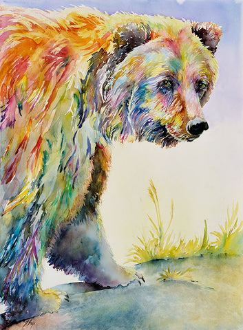 Bear Dare by Deb Fox
