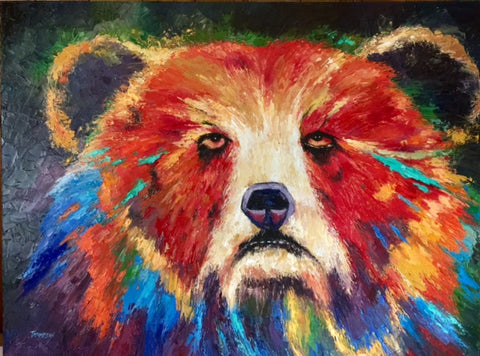 Brutus the Bear- Peggy Ann Thompson