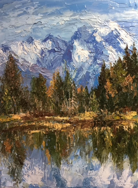 Mt. Moran- Peggy Ann Thompson