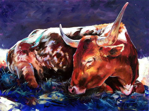 """Vaca Grande"" by Narrie Toole"