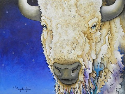"""White Buffalo"" by Micqaela Jones"