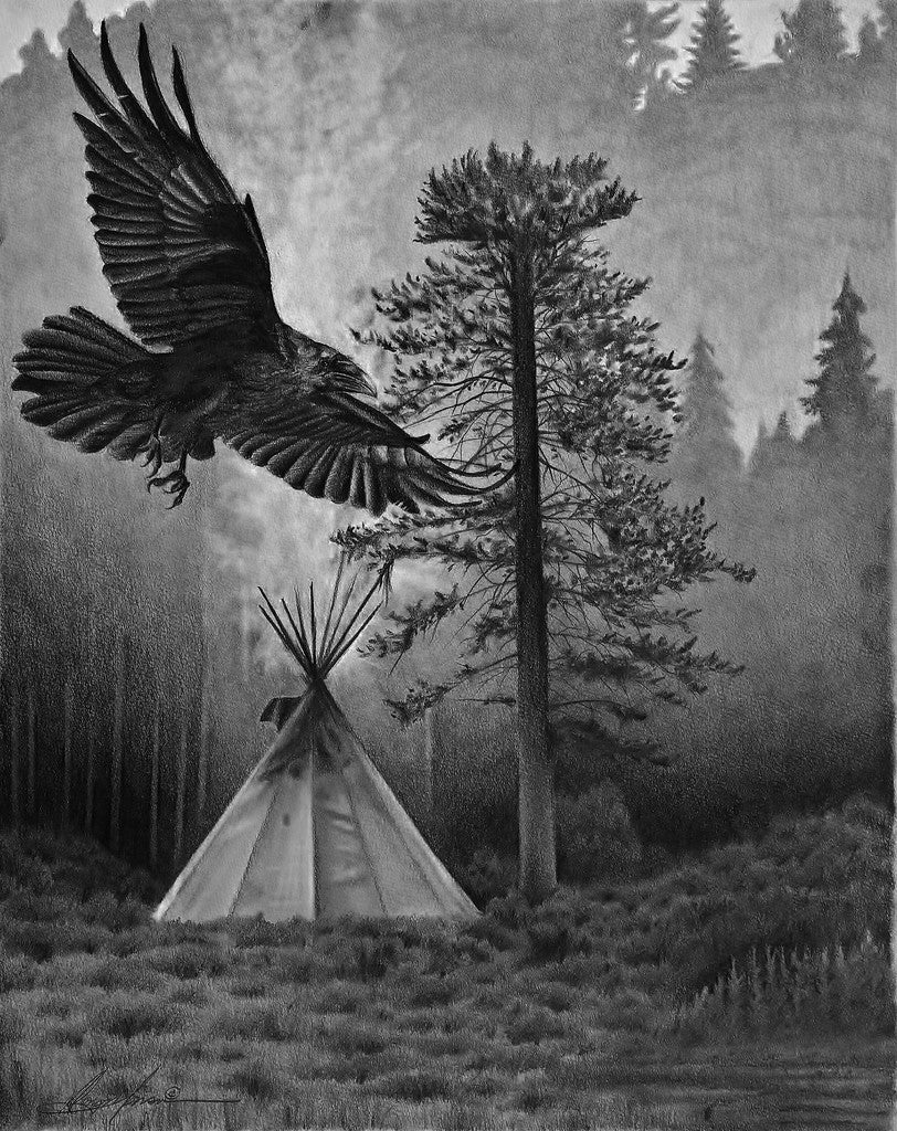 Lakota Dawn by Doug Monson