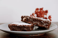 Load image into Gallery viewer, Gluten Free Macadamia Chocolate Brownies