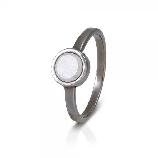 Marble Line Ring