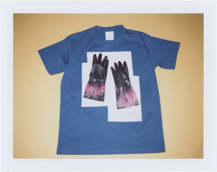 Load image into Gallery viewer, Alko T-shirt Blue Gloves
