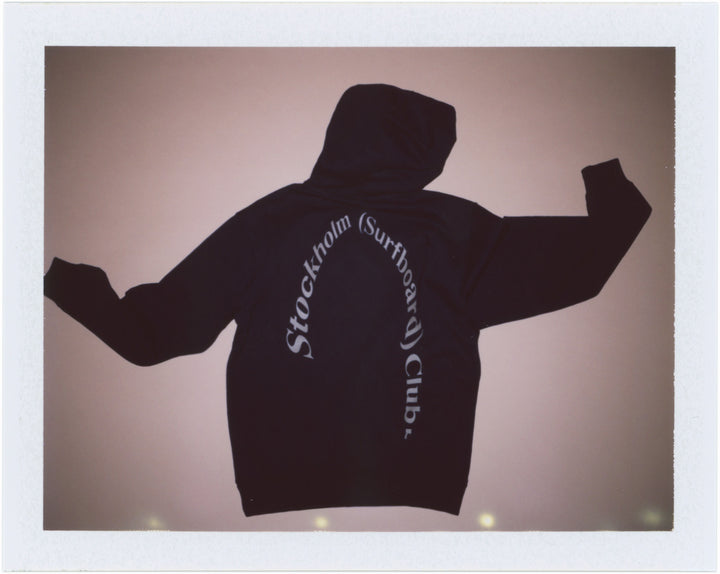 Load image into Gallery viewer, Bjorn Hoodie Black