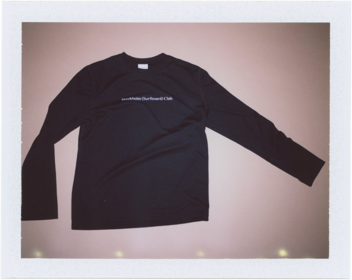 Load image into Gallery viewer, Rash Longsleeved T-shirt Black