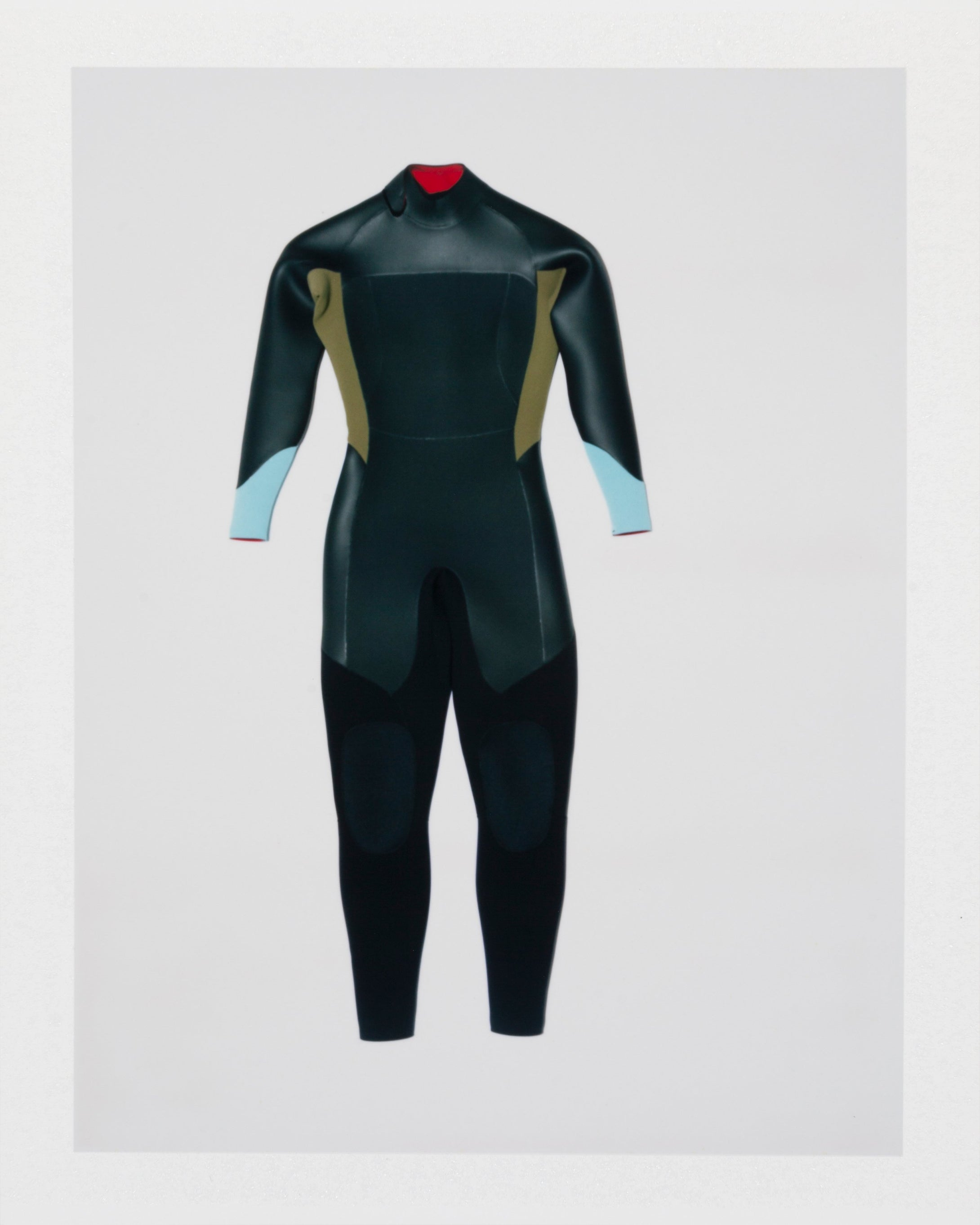 Womens Wetsuit Green