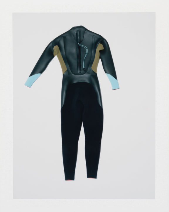 Load image into Gallery viewer, Womens Wetsuit Green