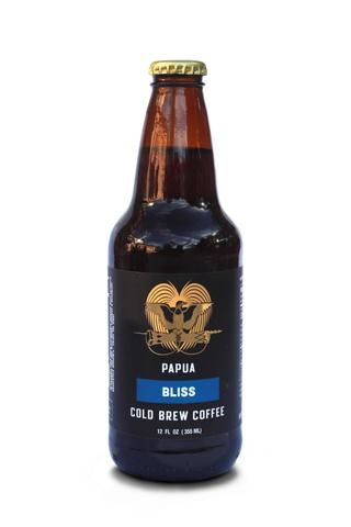 Papua Cold Brew Coffee - Bliss 12oz