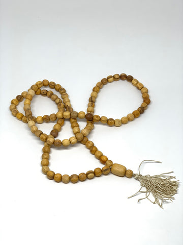Palo Santo Mala (Prayer Beads)