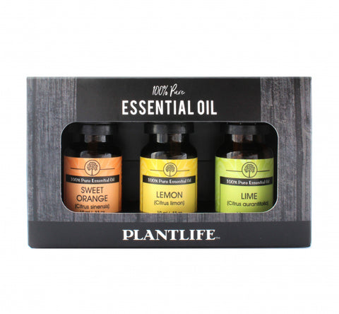 Citrus Essential Oil 3-Pack