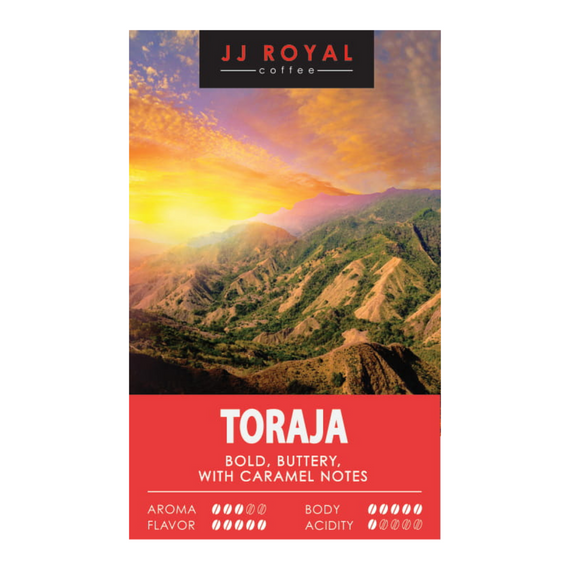 Toraja Arabica Ground (200g)