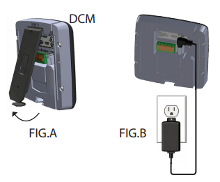 Aladdin Connect Door Control Module installation instructions