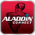 Aladdin Connect Download through google play or the app store