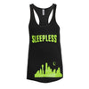 Sleepless Toxic City Women Tank Top