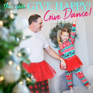 Give Happy Give Dance Starter Package