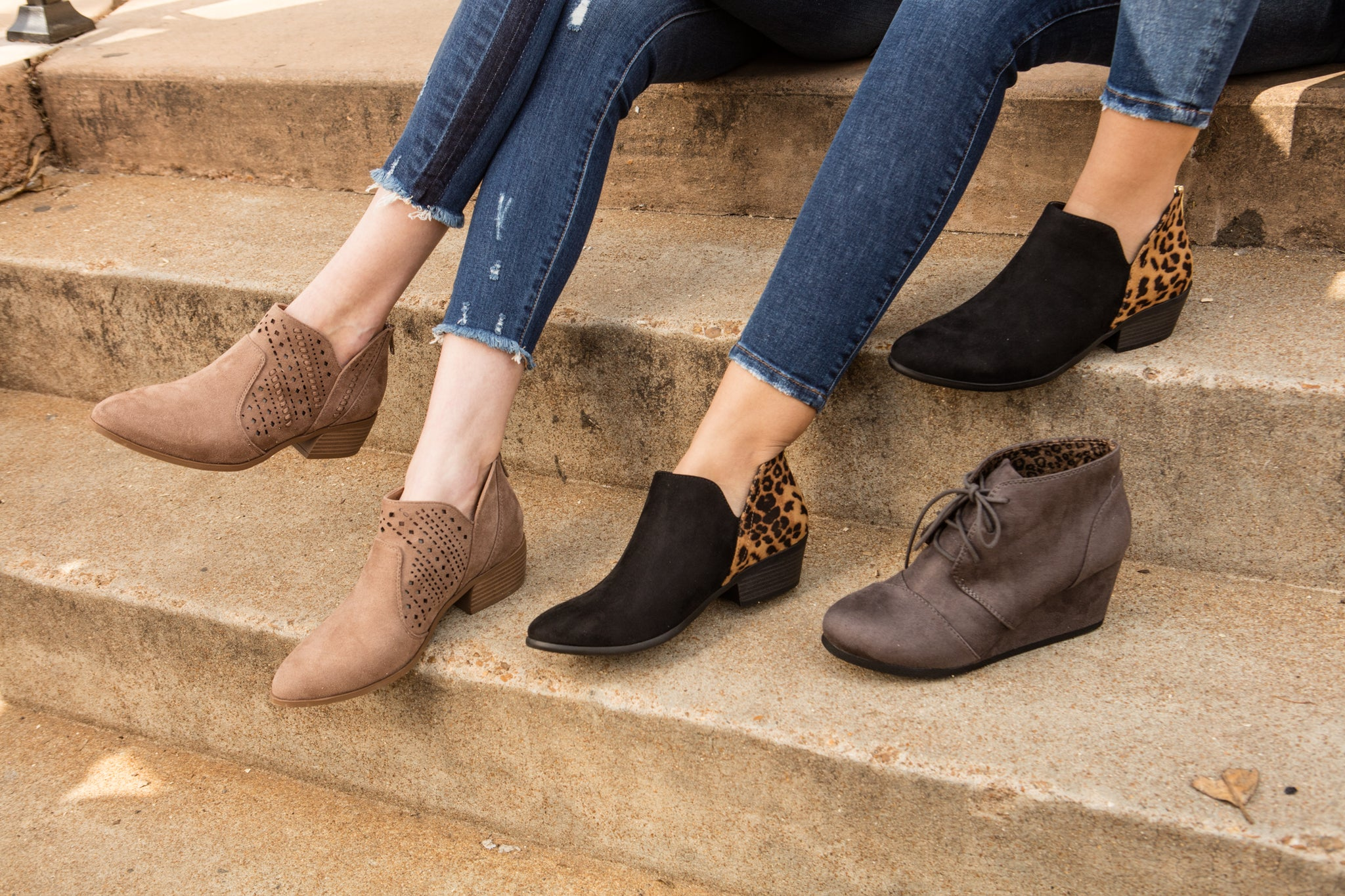 Fall Booties for Women