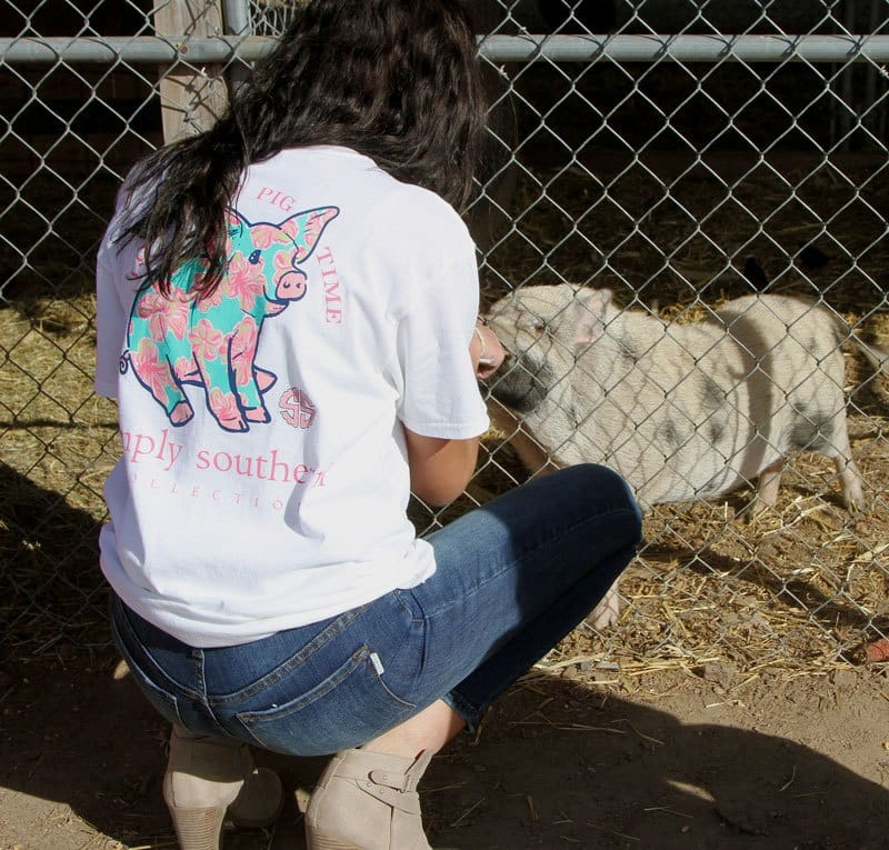 Simply Southern T Shirts for Women