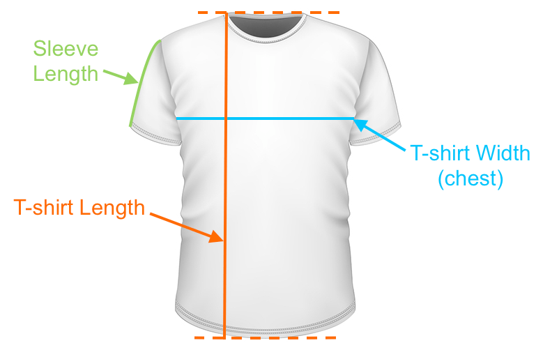 how to measure simply southern tshirts