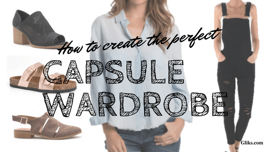How to make the perfect capsule wardrobe (1)
