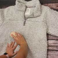 How to Wash a True Grit Pullover