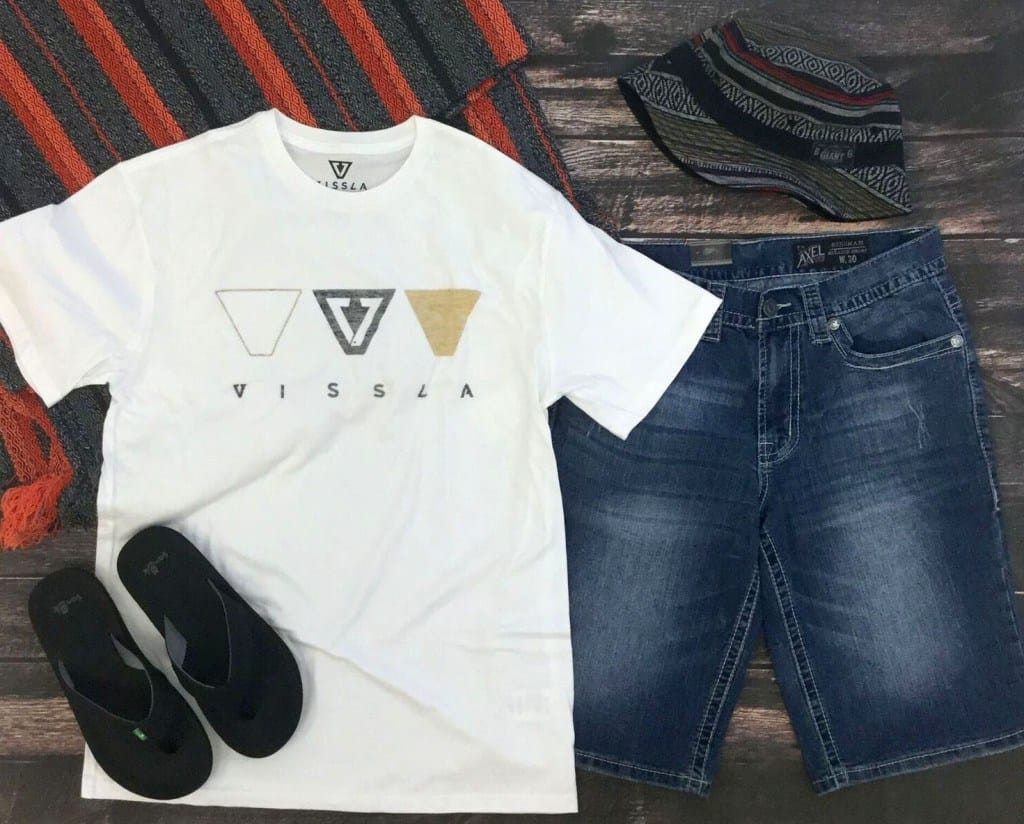 mens concert outfit