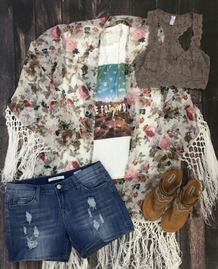 womens concert outfit