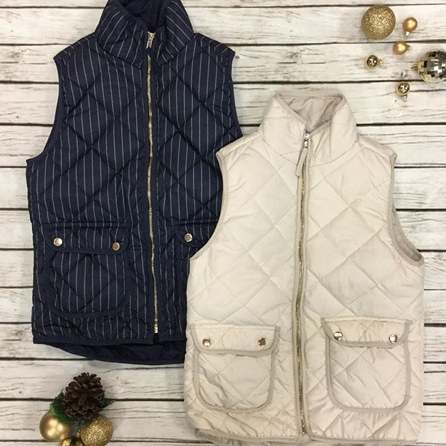 Wanderer Quilted Vest gift ideas