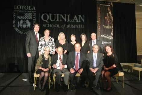 Illinois Large Family Business of the Year Award