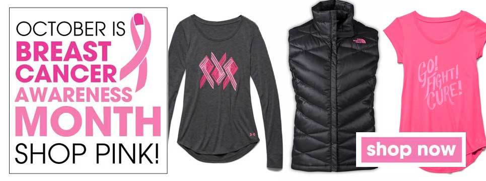 44db50f7c Breast Cancer Awareness Apparel – Glik's