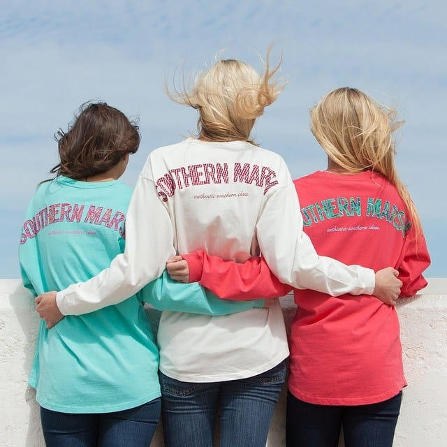 Southern Marsh rebecca jersey pullover