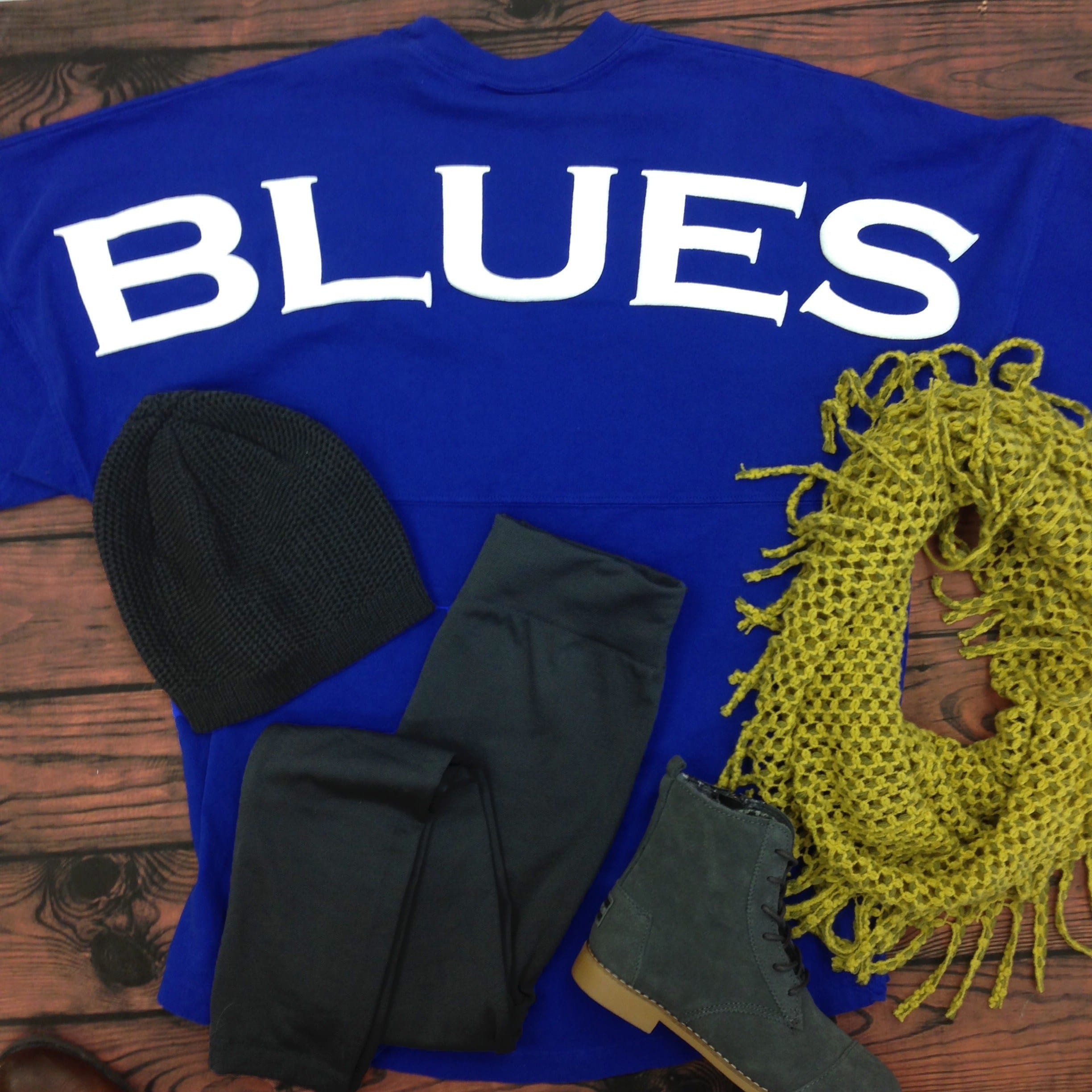 stl blues hockey clothing women
