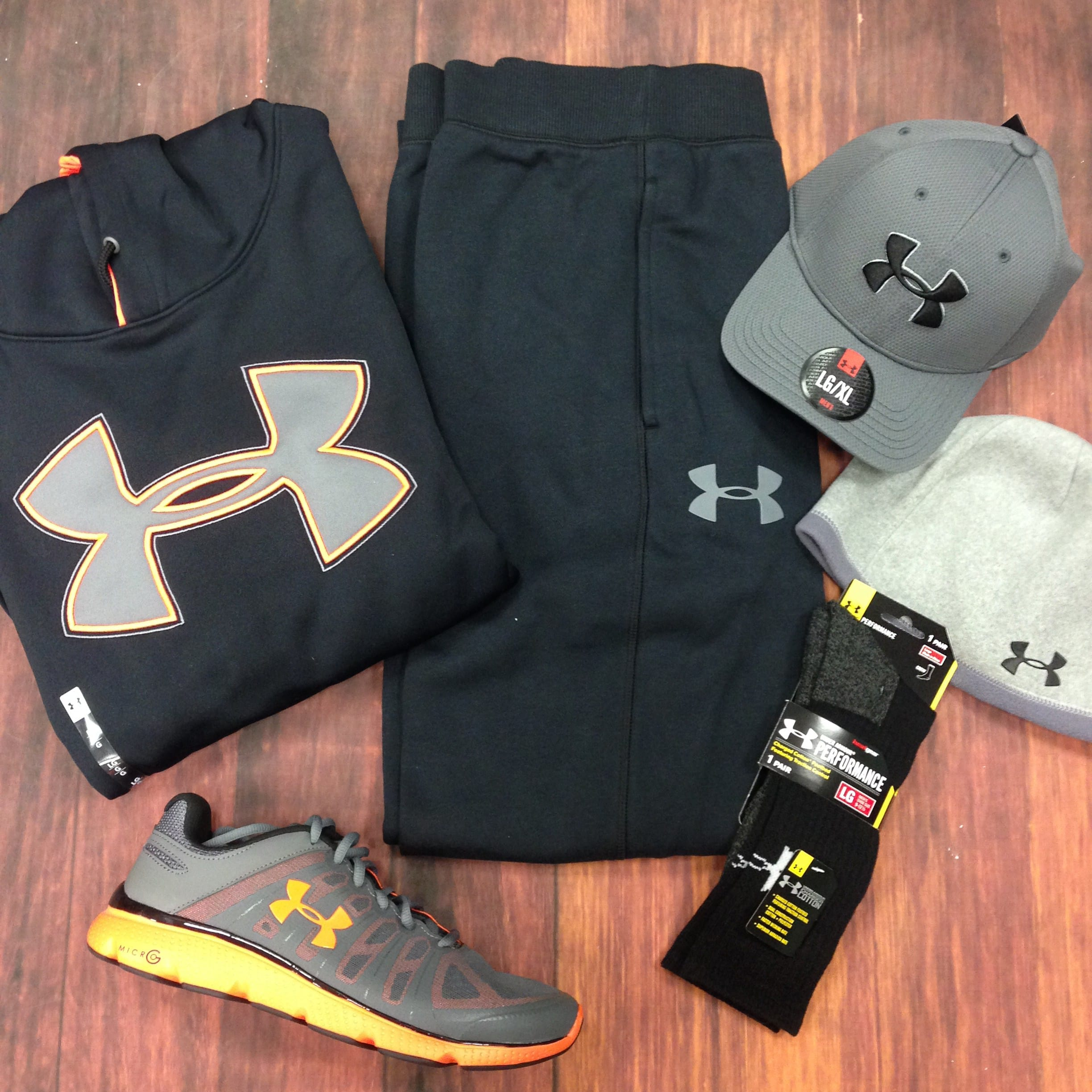 under armour for men