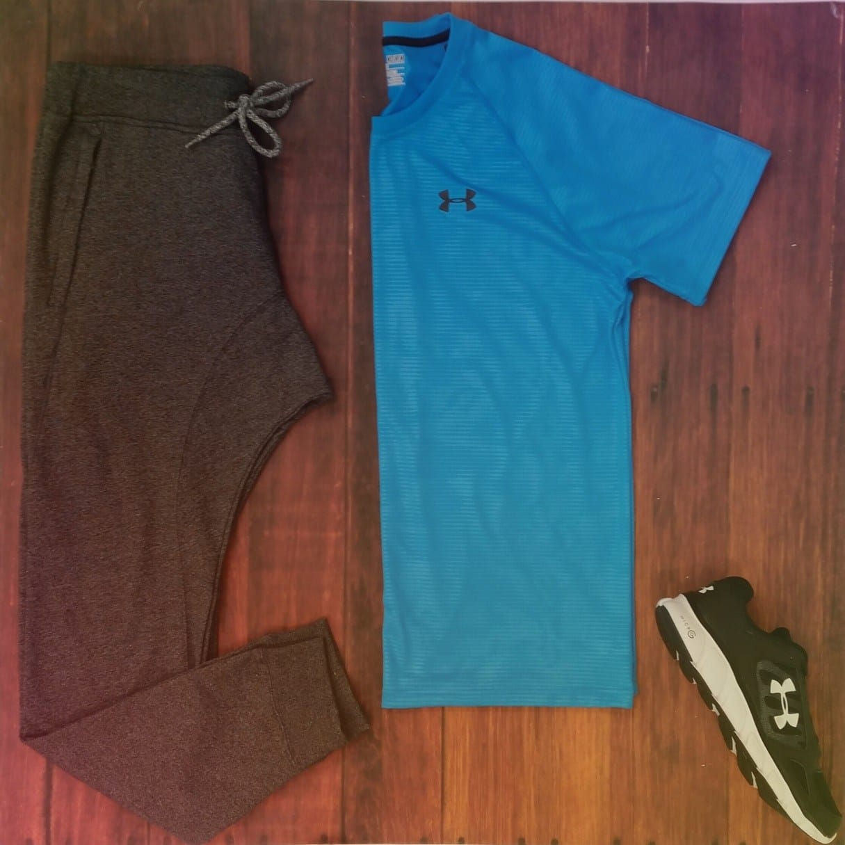 joggers under armour activewear