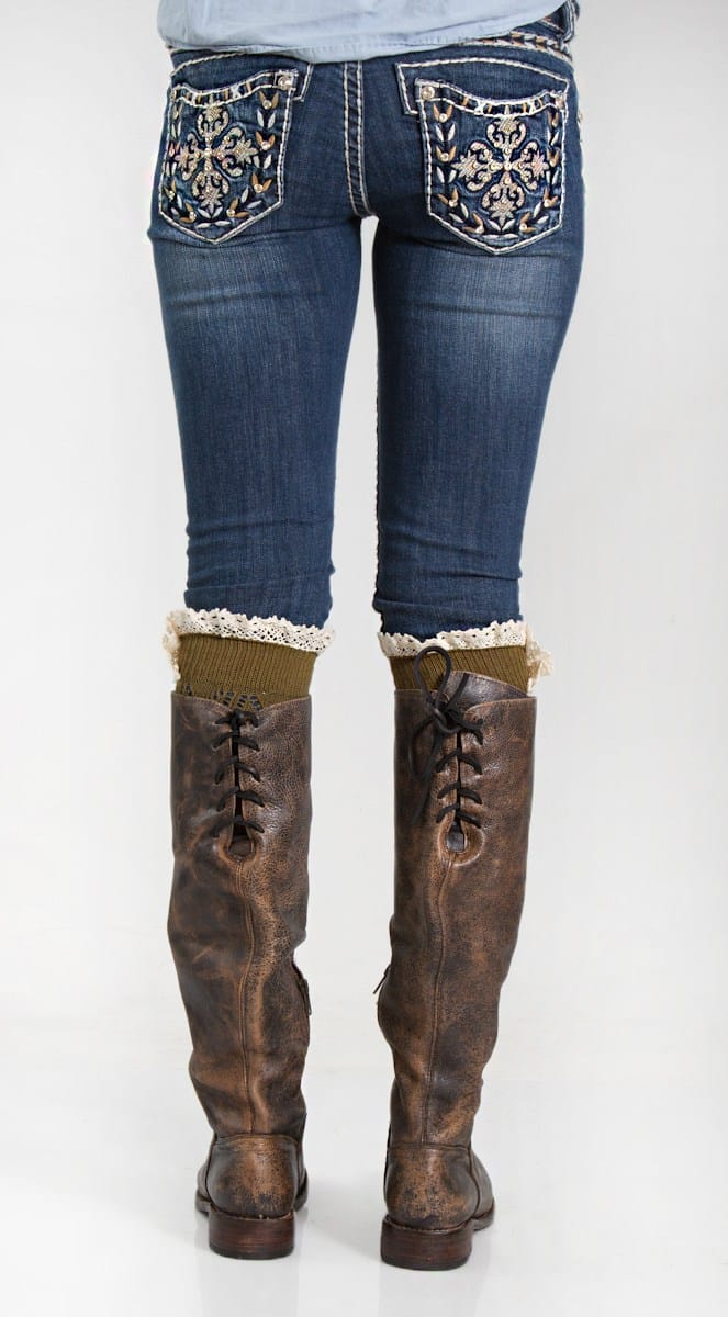 what boots to wear wirth skinny jeans and boot cuffs
