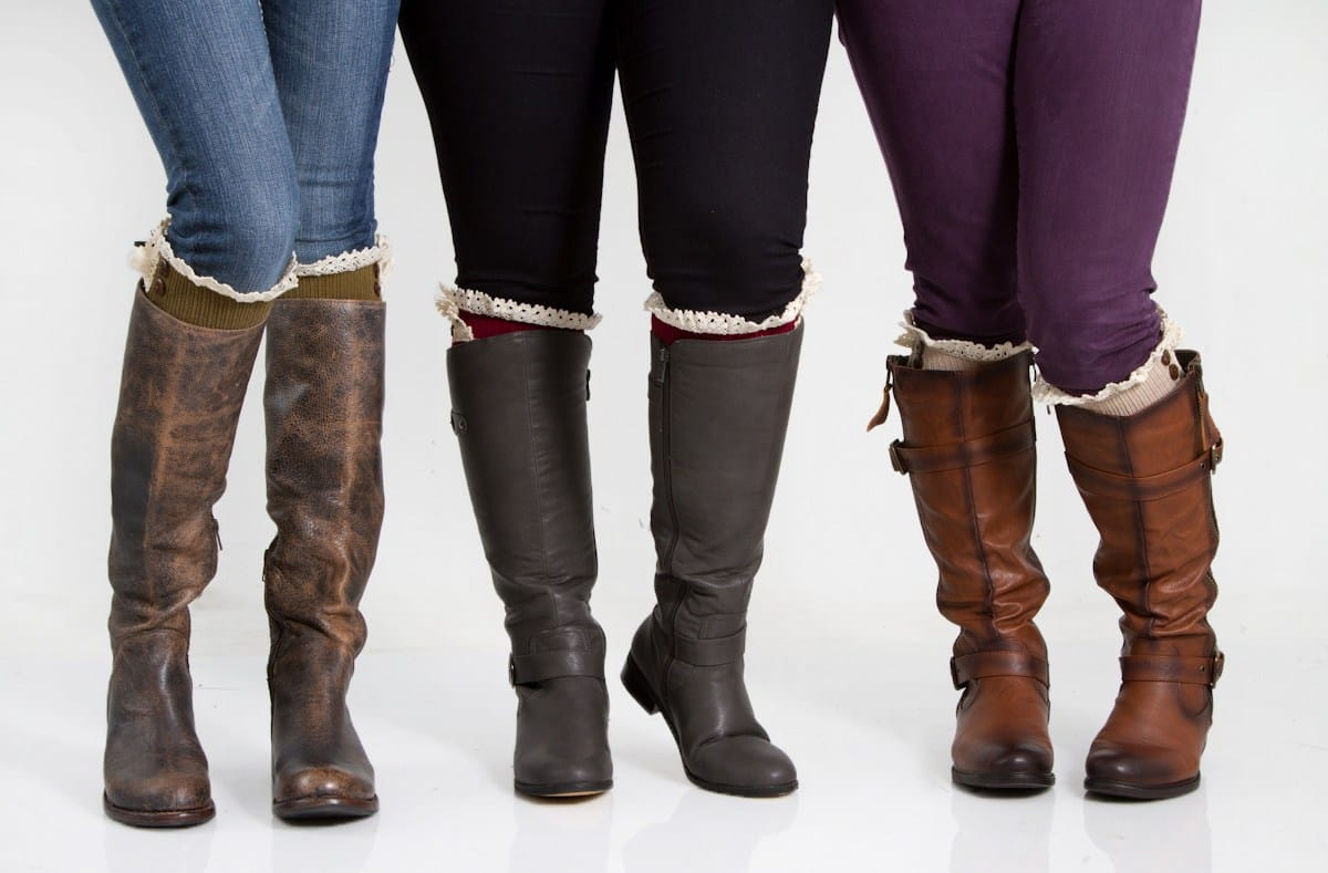 boot cuffs and what boots to wear with skinny jeans