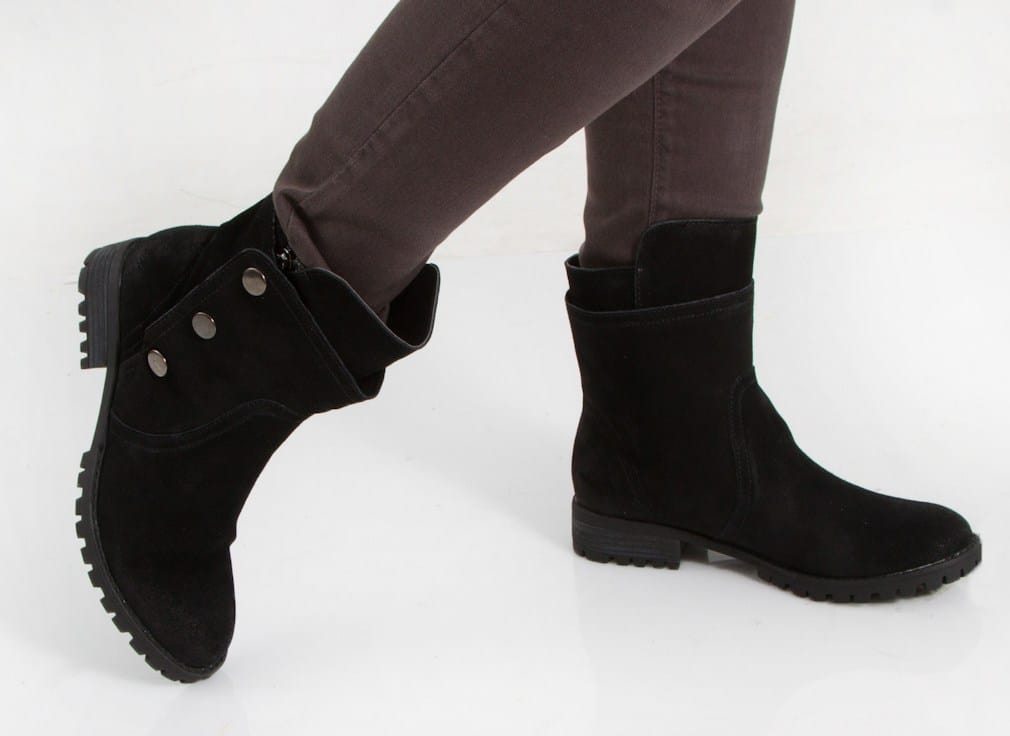 what boots to wear with skinny jeans