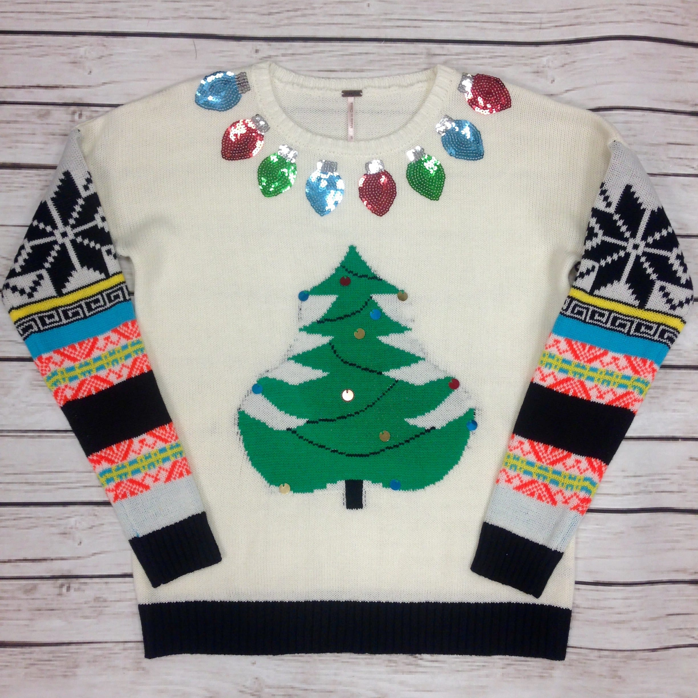 ugly sweater for christmas