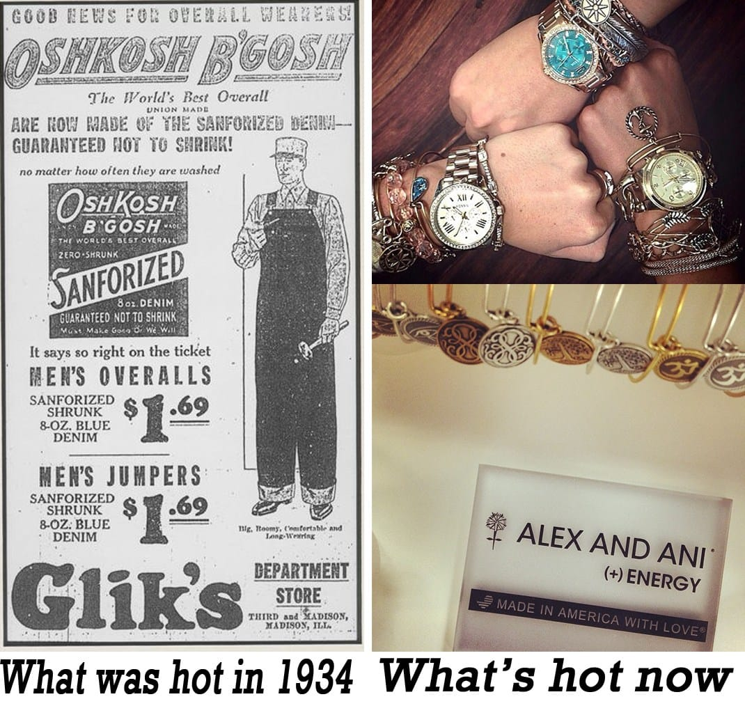 gliks-whats hot now