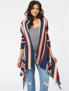 Billabong Sweater with Fringe