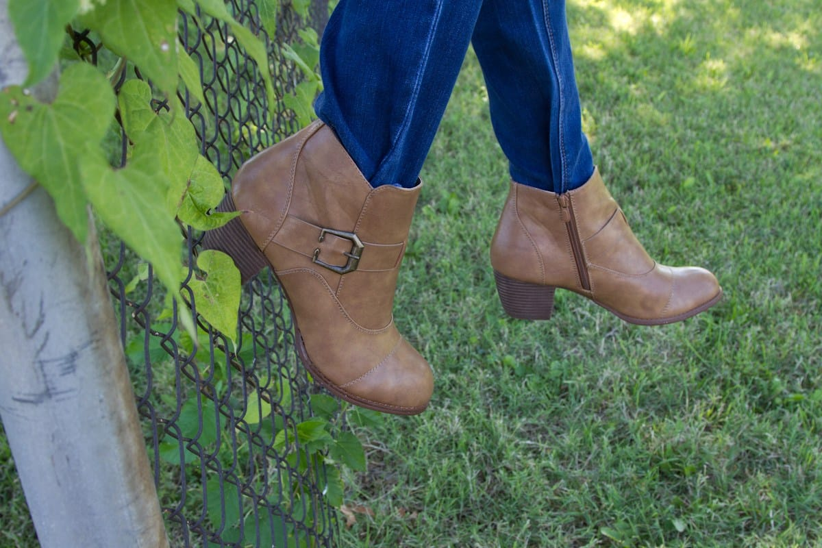 Blossom Footwear Ankle Boots
