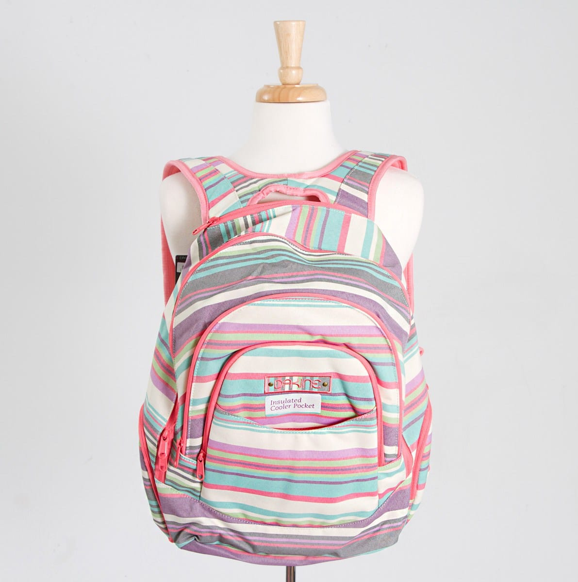 Dakine Striped Backpack