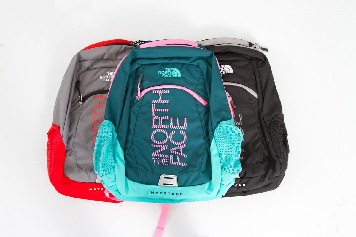 North Face Haystack Backpack