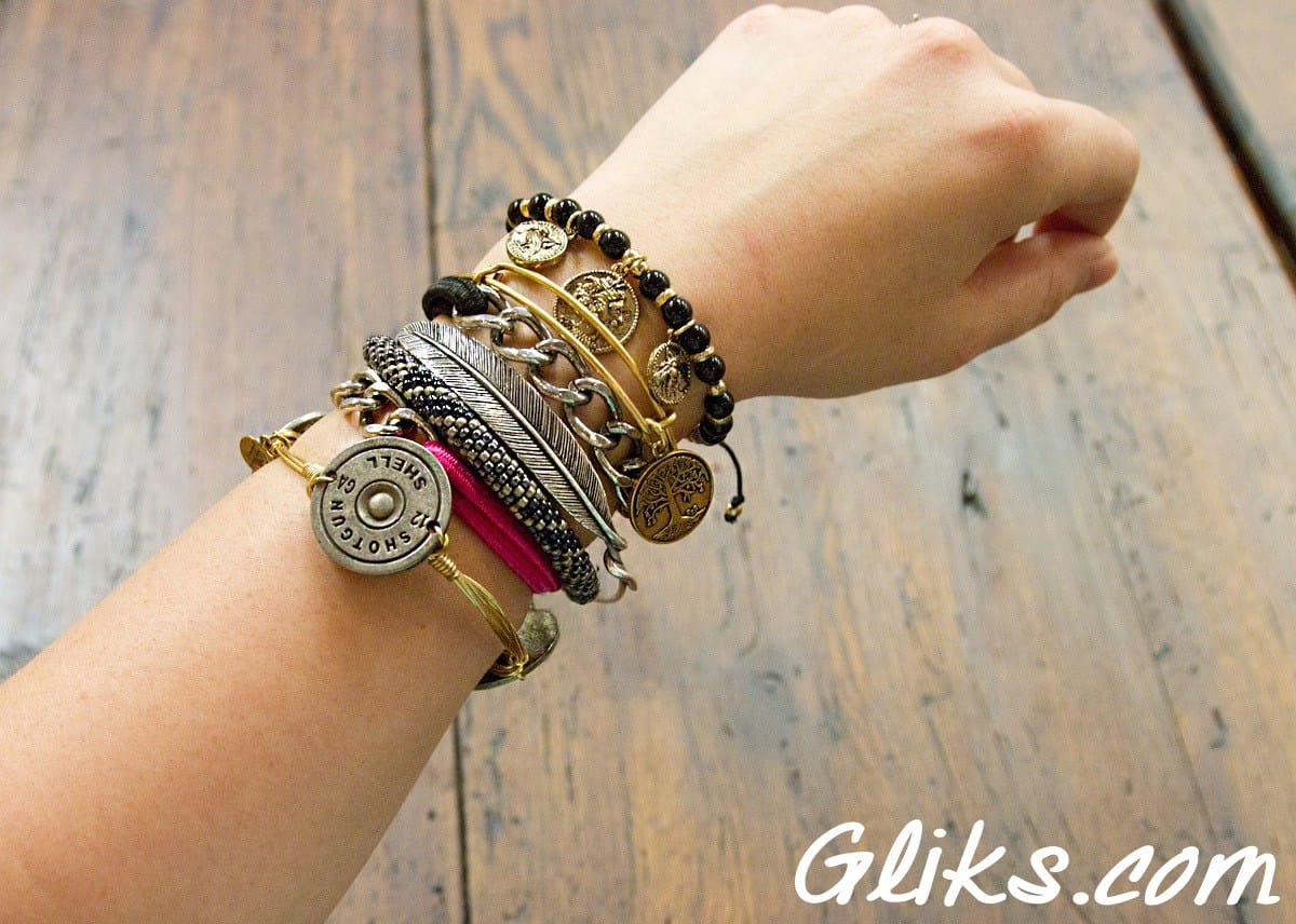 Arm-party-alex-ani-bourbon-boweties-lilly-laura