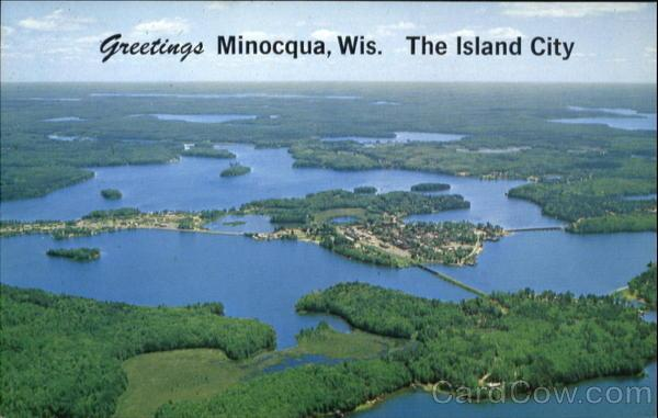Greetings From Minocqua