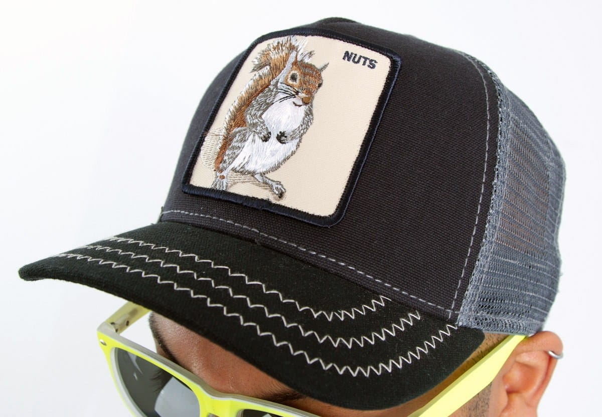 Goorin Bros Novelty Trucker Hat